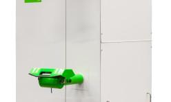821100 - Eristetty yhdistelmäsuihku lämminvesivaraajalla